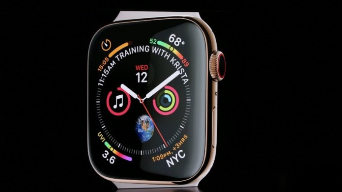 Rilis Apple Watch seri 4