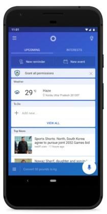 Google Assistant Alternative -Cortana