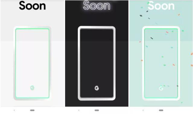 Google Pixel 3 teaser Coming soon