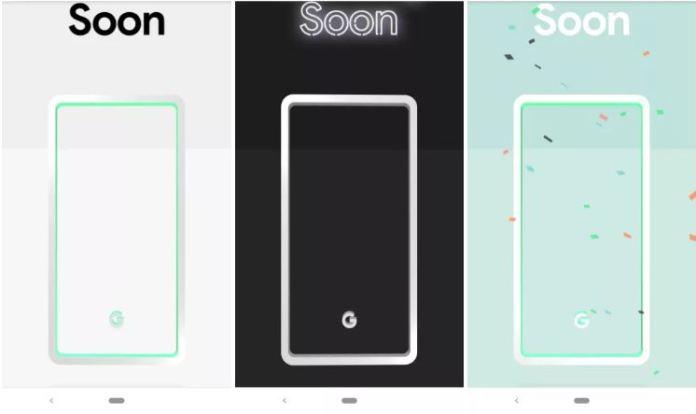 "Teaser Google Pixel 3 ""Coming Soon"" Tampilkan Varian Warna"
