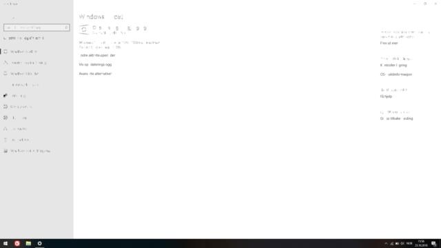 Lagi Bug Windows 10 Oktober Update Miliki Masalah Font
