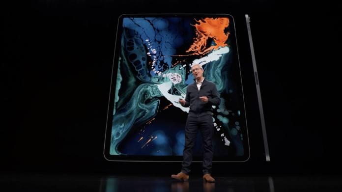 Apple Luncurkan iPad Pro tanpa Bezel Dengan Face ID Dan Tipe USB-C