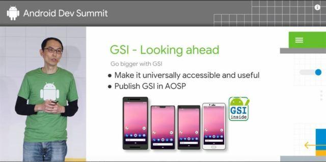 Project Treble dan Android Q