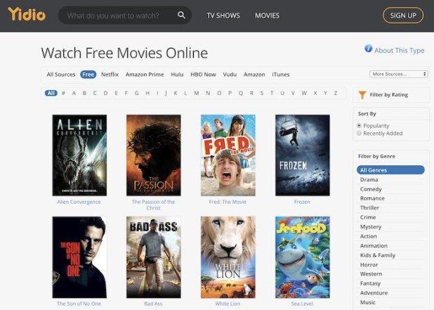 télécharger le film yidio 20 sites de téléchargement de films gratuits