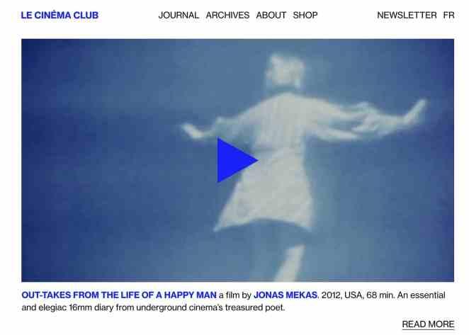 download do le cinema club