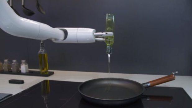 Robot culinaire Samsung Bot Chef 3