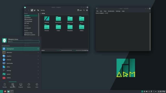 Novo Manjaro Linux ARM 20.04 lançado para Single Board Computers