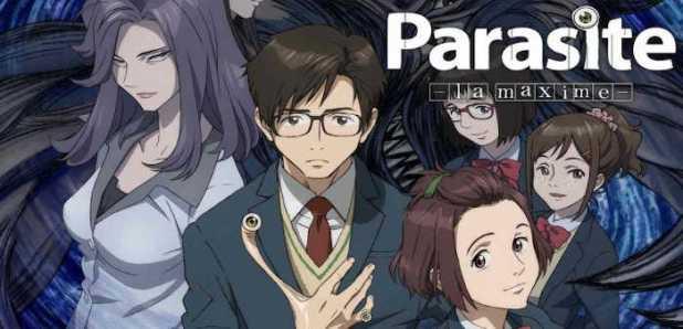 Parasite Top 18 des meilleurs Séries Manga à regarder sur Netflix en 2020