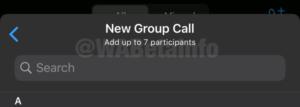 Panggilan video grup Whatsapp