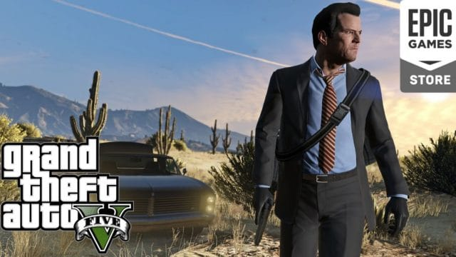 How To Download GTA 5 For FREE From Epic Games Store