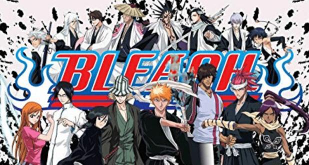 Top 18 des meilleurs Séries Manga à regarder sur Netflix en 2020 bleach anime