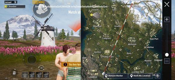 New secret map in PUBG Mobile 0.19.0 update