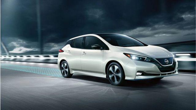 Nissan Leaf budget electric car