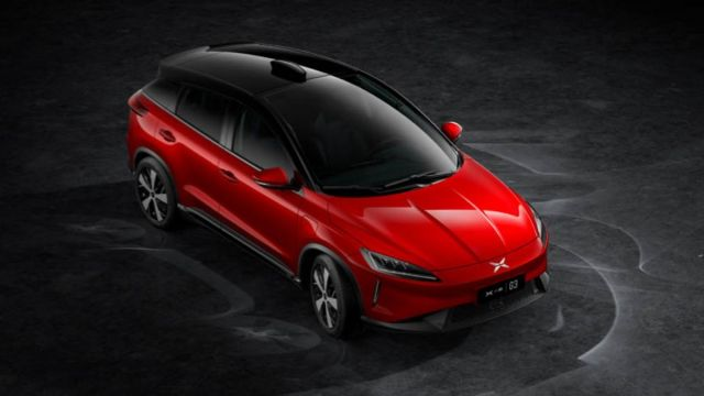 Xpeng G3 most affordable electric cars