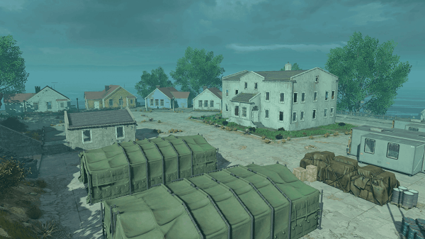 Alcatraz map in Black Ops 2