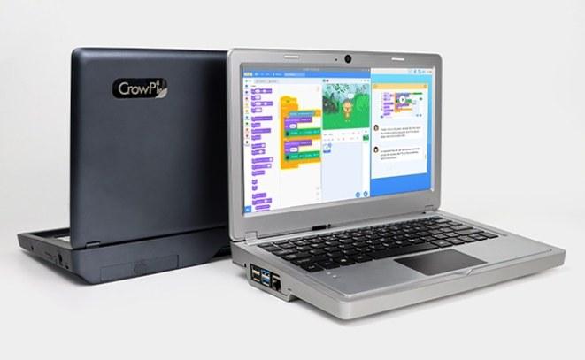 Computador portátil CrowPi2 Raspberry Pi