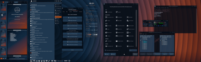 AV Linux 2020.11.23 lançado