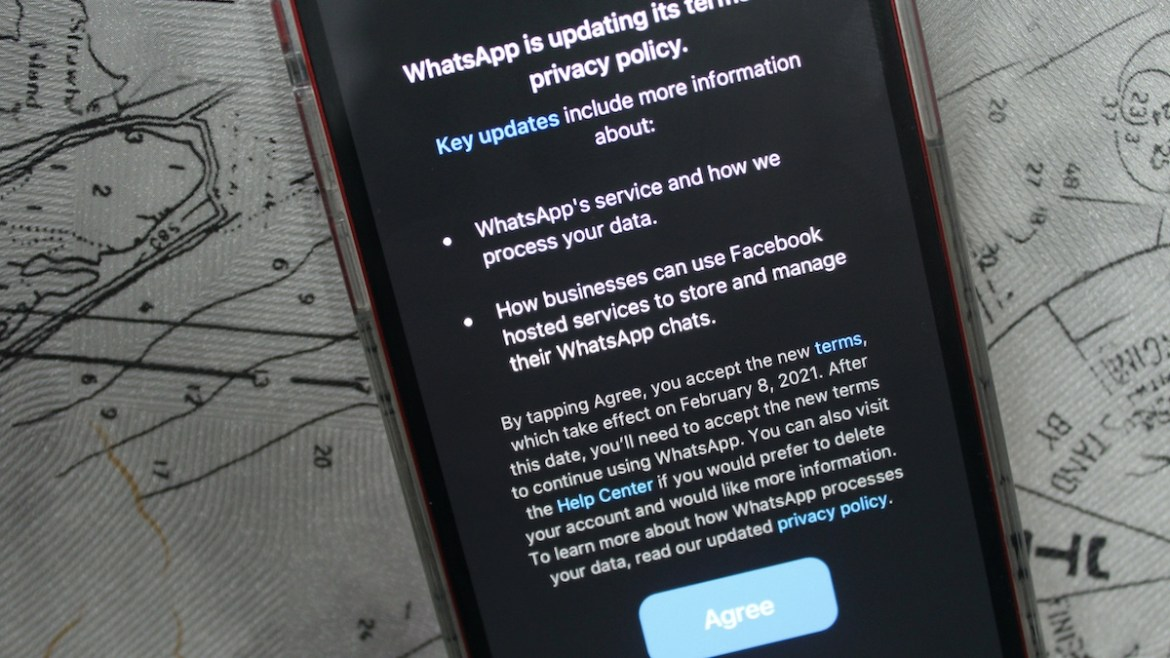 WhatsApp New Privacy Policy Explained