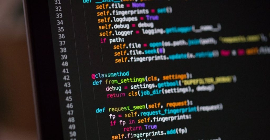 python code - best programming languages to learn in 2021