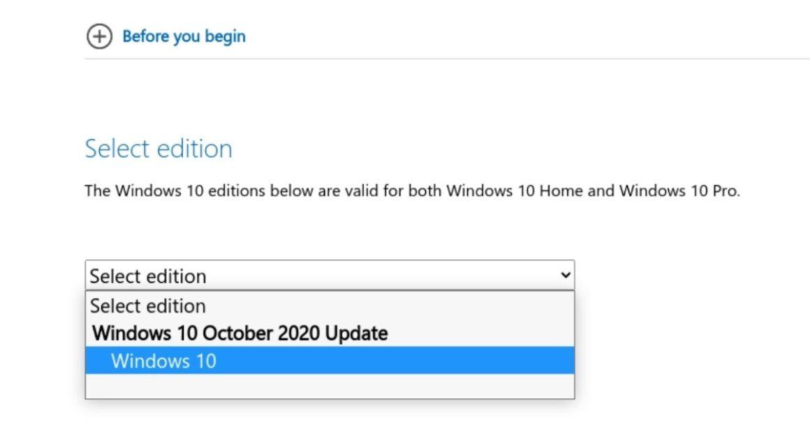 Windows Select Edition
