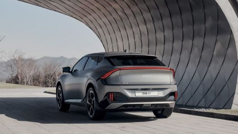 Kia EV6 electric car price