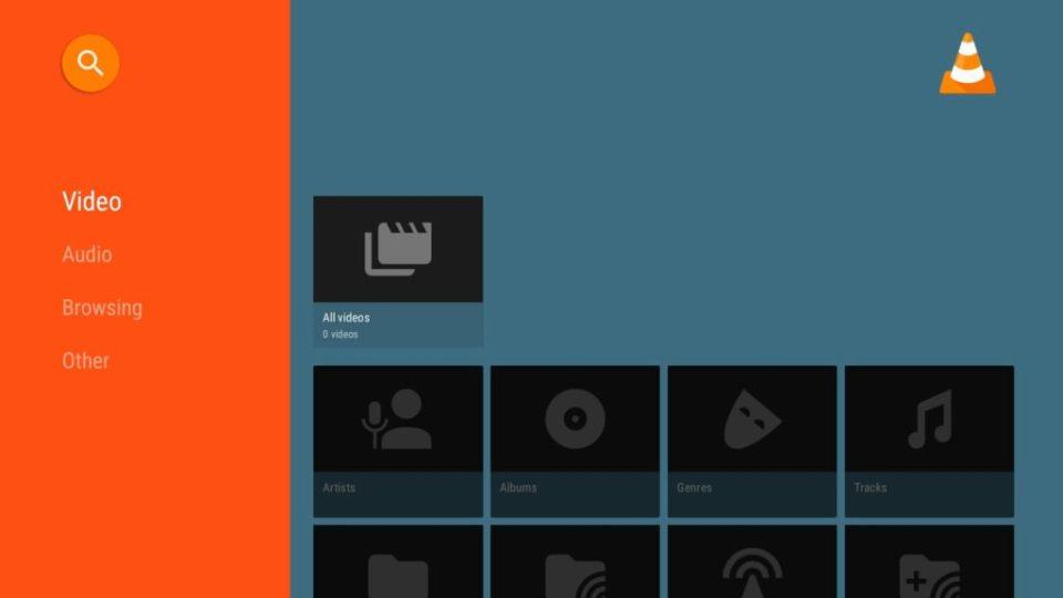 Aplikasi terbaik VLC Android TV
