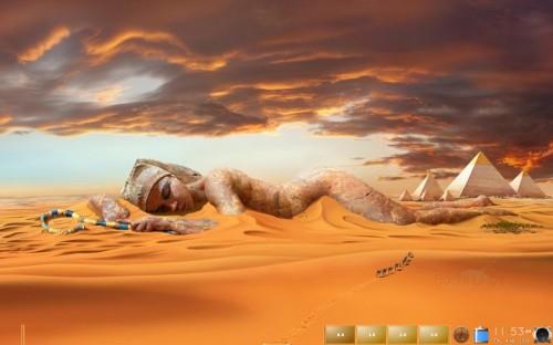 Bodhi Egypt theme