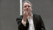 Linux's Linus Torvalds