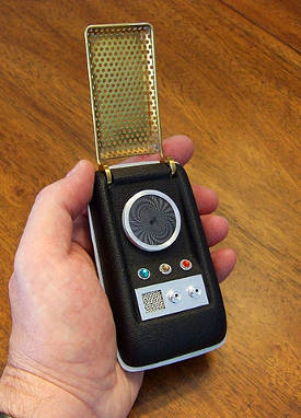 Star Trek Communicator computer