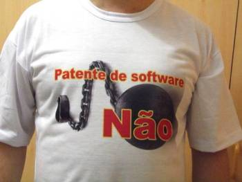 Software Patents No!