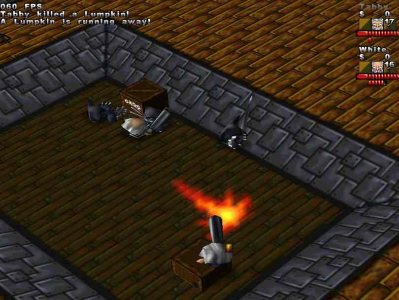 EGOBOO - Free 3D Dungeon Crawling Action RPG Game