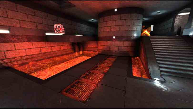 Xonotic - arena style free open source FPS game with superb features and addictive gameplay !