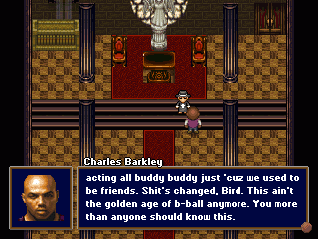 Barkley, Shut Up and Jam: Gaiden