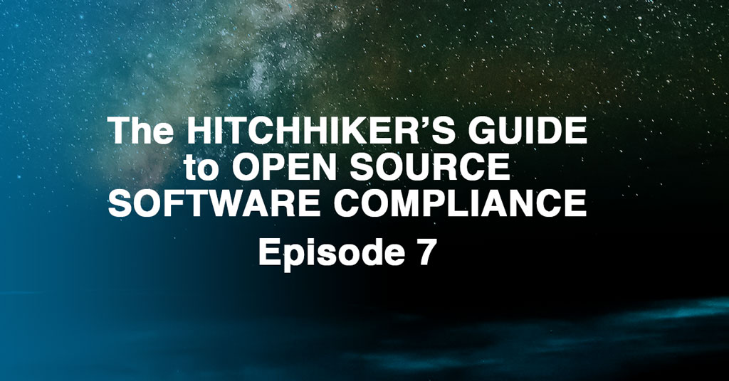 Best Practices for Enterprise Open Source Compliance