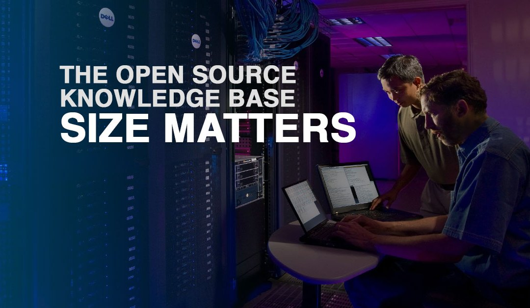The top reasons why knowledge base size matters