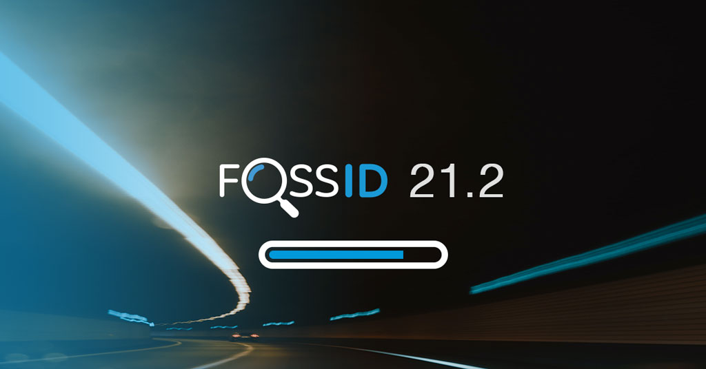 FossID SCA for Enterprise Product Update 21.2