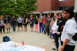 May 15, 2013 Divestment Rally