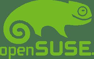 OpenSUSE Logo fosslovers