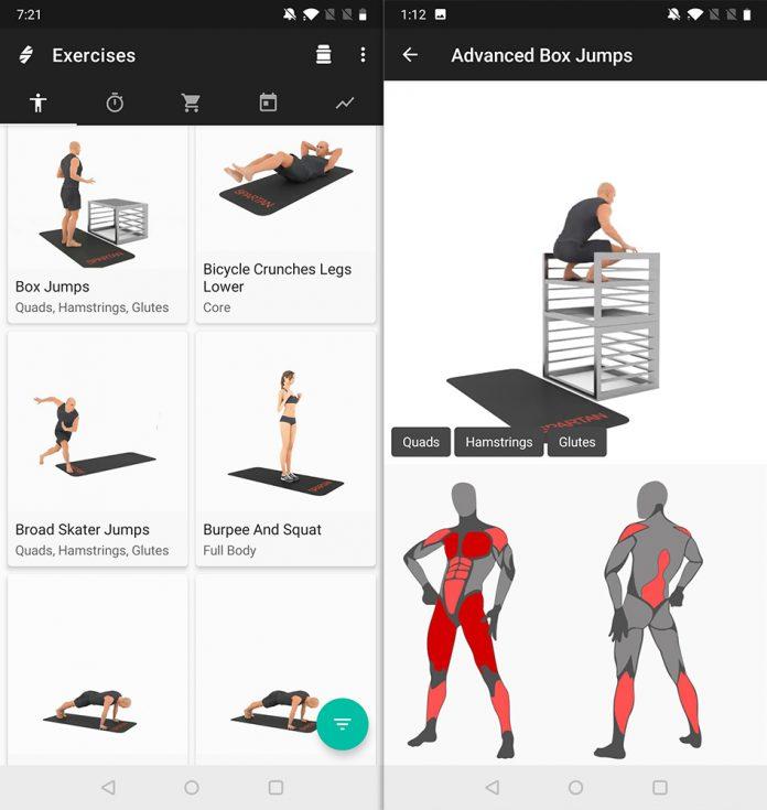spartan body app
