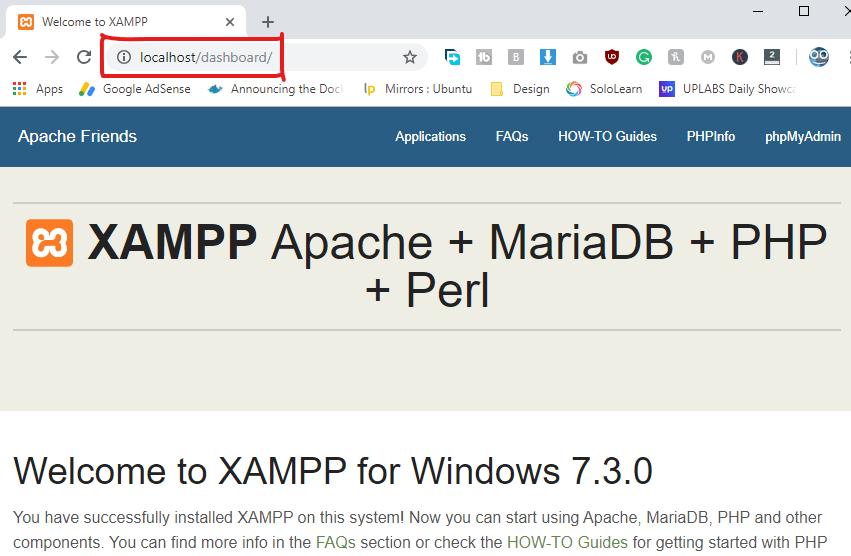 How to install WordPress on localhost via XAMPP 5 Easy steps