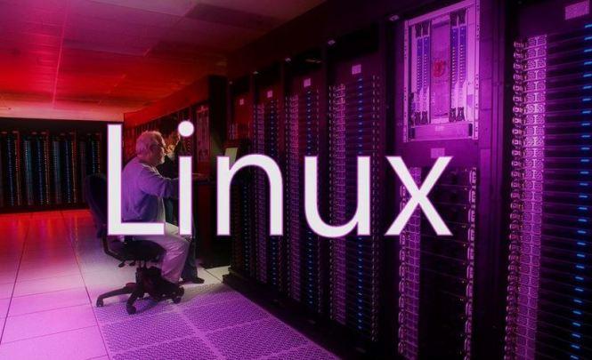 LINUX data centre