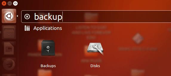 ubuntu backup application