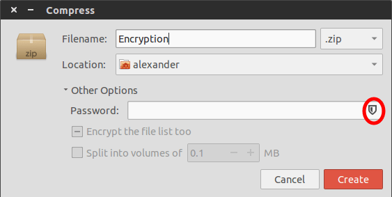 How to Password-Encrypt Compressed Directories on Linux