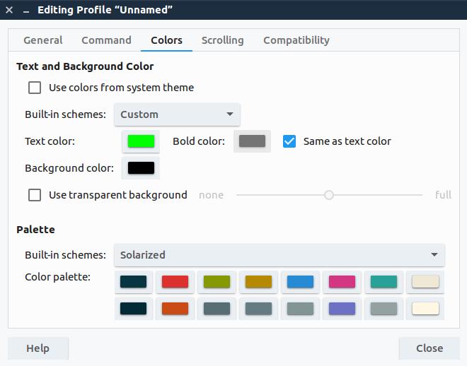 Terminal_color_settings_fossnaija