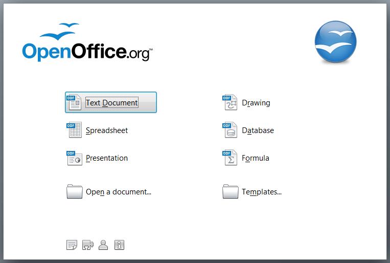 OpenOffice Snapshot