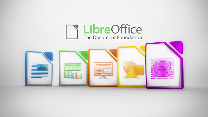 LibreOffice Logo Screenshot