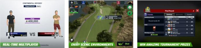 Golf King app PC download
