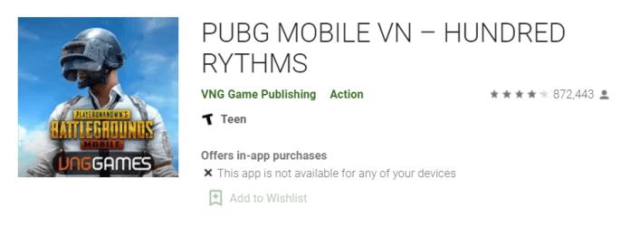 PUBG Mobile VN for Mac