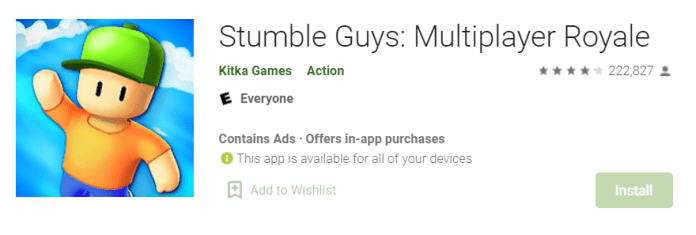Stumble Guys for Mac