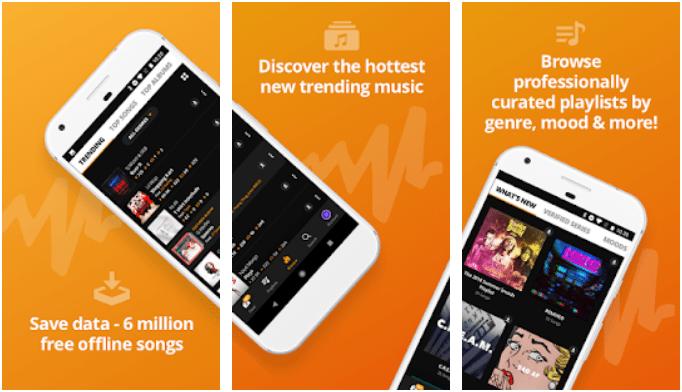 Audiomack app on Windows